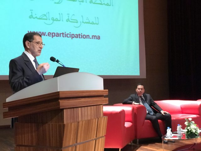 Morocco Launches E.Participation.ma Platform for Democracy