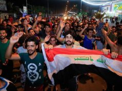 Casualties and Injuries Sustained in Continued Iraq Protests