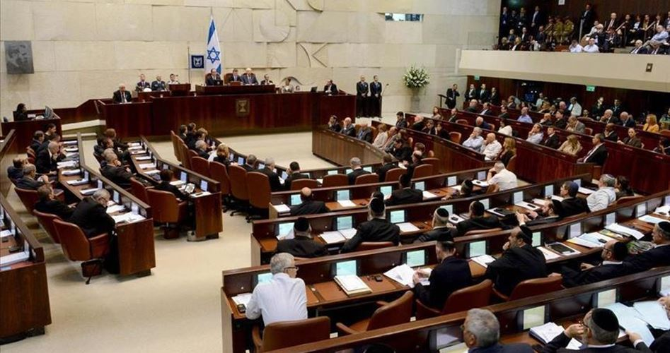 Israeli parliament to vote on contentious Nation State bill