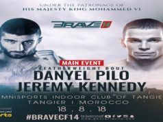 Morocco to Host 1st Ever International MMA Event in Africa: Brave 14