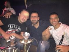 Nabil Dirar's Shisha Pipe Photo Sparks Controversy