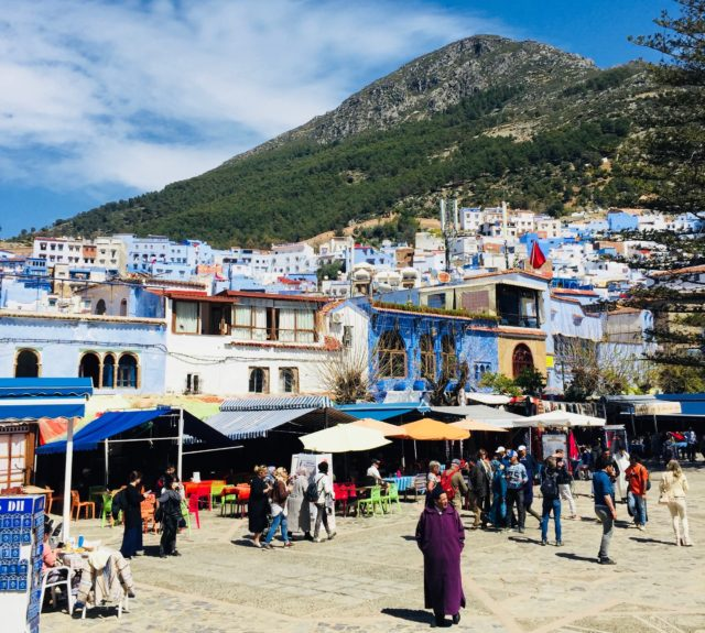 A World Removed: Tips for Visiting Morocco's Chefchaouen