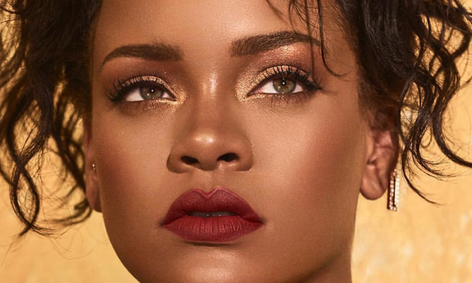 Fenty Beauty Morocco Inspires Rihanna S Latest Makeup Collection