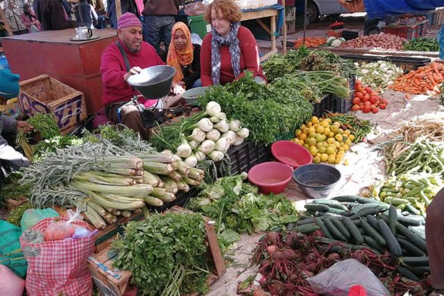 Research: Healthy Traditional Diets Are Declining in Morocco