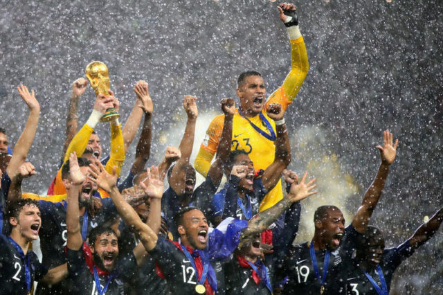 FIFA to Give France $38 Million as Prize Fund