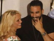 French-Moroccan Adil Rami Reacts to Wedding Rumors with Pamela Anderson