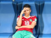 Morocco's Head Coach Not Happy with Amine Harit's Performance