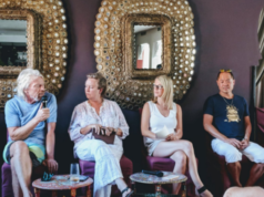 Richard Branson Talks Blockchain in Africa with Google Co-founder in Marrakech