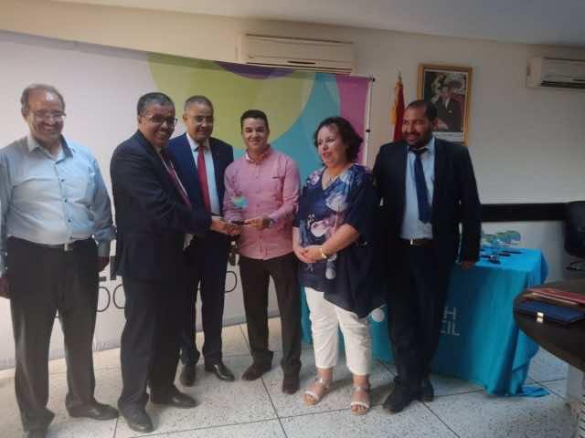 20 Moroccan Schools win International School Award
