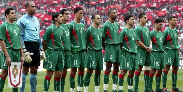 Morocco's CAN 2004 Footballers Reunite for a Gala Game