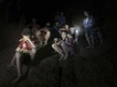 Thai Youth Football Team Found Alive in Cave, Rescue Challenges Continue
