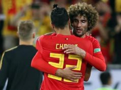 World Cup: Moroccan-Belgians Fellaini and Chadli Take Belgium to Quarterfinals