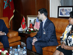 US Assistant Secretary of Defense Visits Morocco