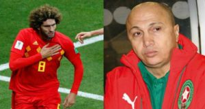 Jamal Fathi: Fellaini Declined to Join the Moroccan Team