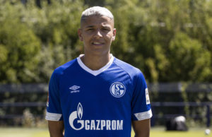 Amine Harit Back in Germany after Car Accident, Training with Schalke 04