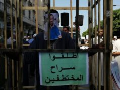 Thousands Rally in Rabat to Condemn Heavy Sentences against Moroccan Activists
