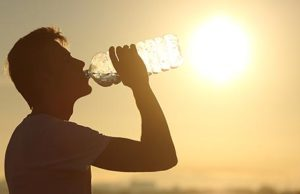 Ministry of Health Asks People to Stay Hydrated During Heatwave