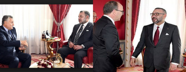 King Mohammed VI Congratulates Benchamach, Benabdellah for Gaining Parties' Confidence
