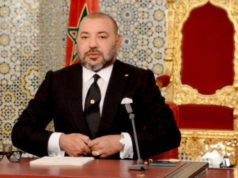 King Mohammed VI Congratulates Benchamach on Re-Election