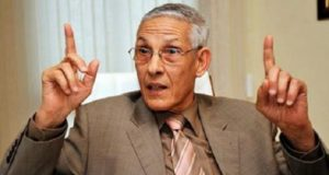Morocco's Minister of General Affairs and Governance, Lahcen Daoudi