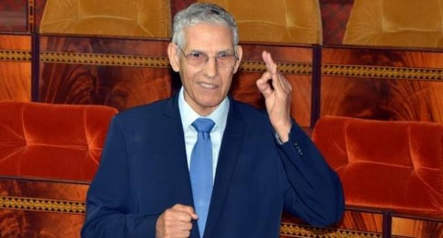 Lahcen Daoudi Returns to Parliament, Argues over Moroccan Middle Class