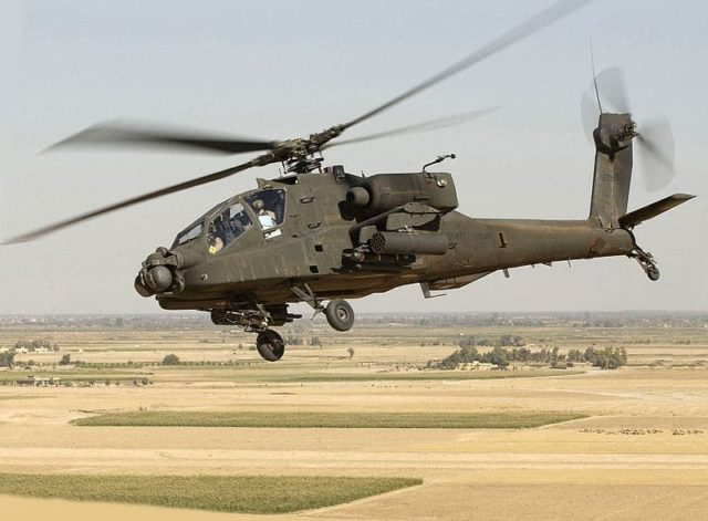 Morocco Seeks to Buy US AH-64 Apache, Turkish T-129 Atak Helicopters