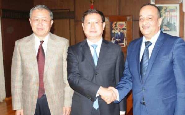China, Morocco Pledge to Enhance Media Cooperation