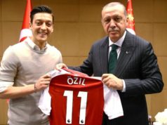 German DFB President Expresses Regret Over Quarrel with Ozil