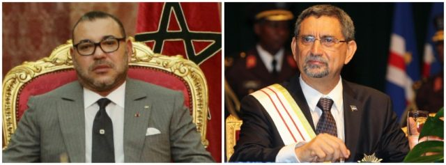 King Mohammed VI Congratulates Cape Verde President on Independence Day