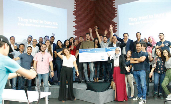 Weego Winner of SEEDSTAR to Represent Morocco