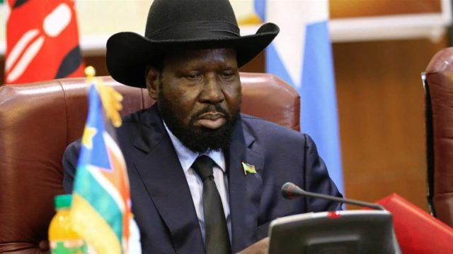 South Sudan Opposition Rejects Plan to Extend Salva Kiir's Term