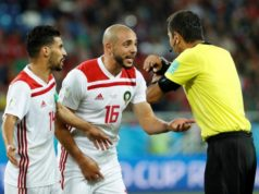Amid Controversy Over VAR, FIFA Fines Morocco for 'World Cup Misconduct'