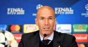 Zinedine Zidane Joins Juventus