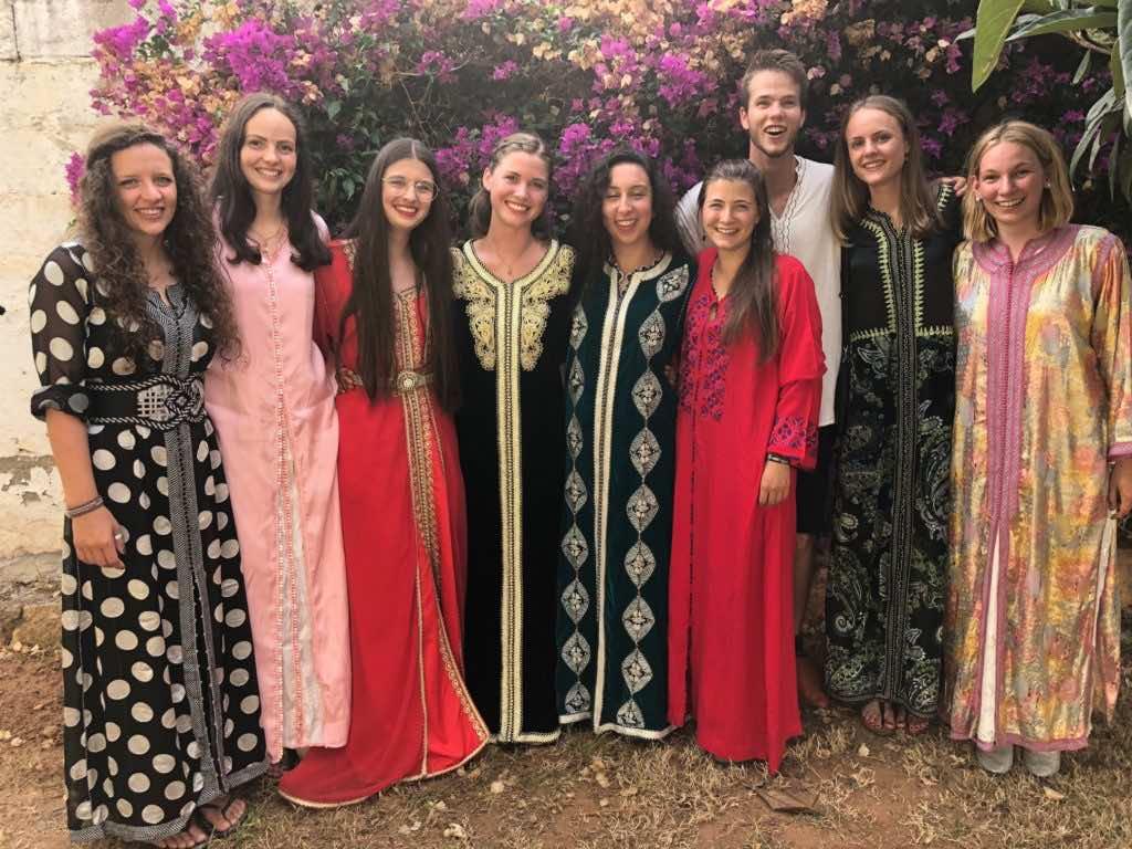 morocco italy program