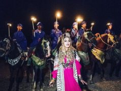 Madonna's Celebrates Big Moroccan Birthday Celebrations