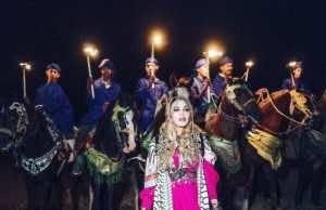 Madonna's Celebrates Big Moroccan Birthday Celebrations