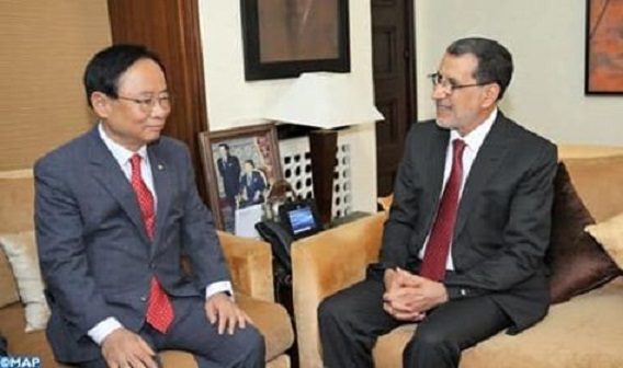 South Korean Official Visits Morocco to Consolidate Economic Ties