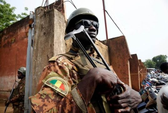 Al Qaeda Attack Disrupts Democracy in Malian Presidential Election