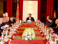 King Mohammed VI to Review Draft Law on 2019 Budget Wednesday