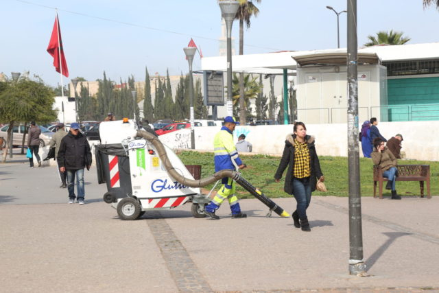 Casablanca Deploys 2,300 Workers to Clean up during Eid al-Adha