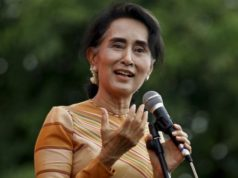 Aung San Suu Kyi to be Stripped of Seventh Award over Rohingya Violence