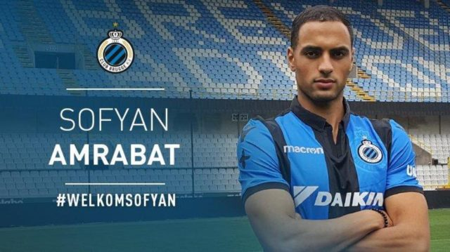 Morocco's Sofyan Amrabat Leaves Feyenoord for FC Bruges