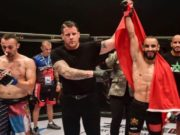 Morocco's Ottman Azaitar Wins Brave 14 Fight in Tangier in 22 Seconds