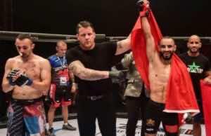 Morocco's Ottman Azaitar Wins Brave 14 Fight in Tangier in 22 Seconds