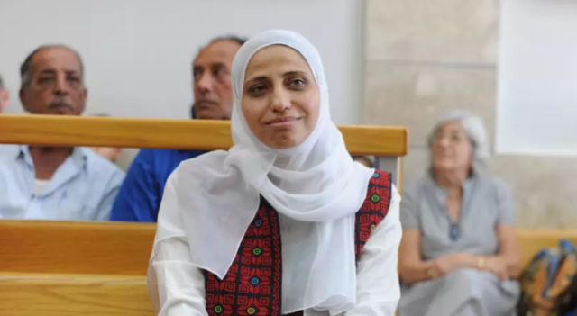 Israel Sentences Arab-Israeli Poet Dareen Tatour to 5 Months in Prison