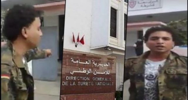 Moroccan Police Arrest Man for 'False Allegations' of Police Misconduct