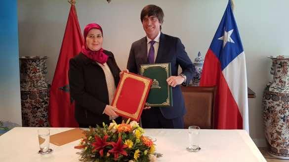 Morocco Ambassador Ignores Protocol, Invites Iranian Diplomat to Embassy