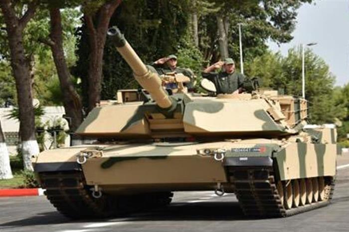 GFP Ranks Morocco 55th in 2018 Military Strength