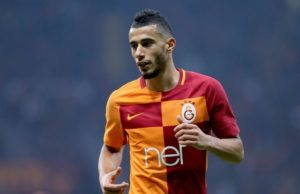 Belhanda Rules Out Move to Premier League; He's Happy with Galatasaray