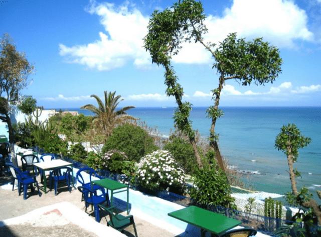 Tangier's Café Hafa Reopens Doors after a Brief Closing
